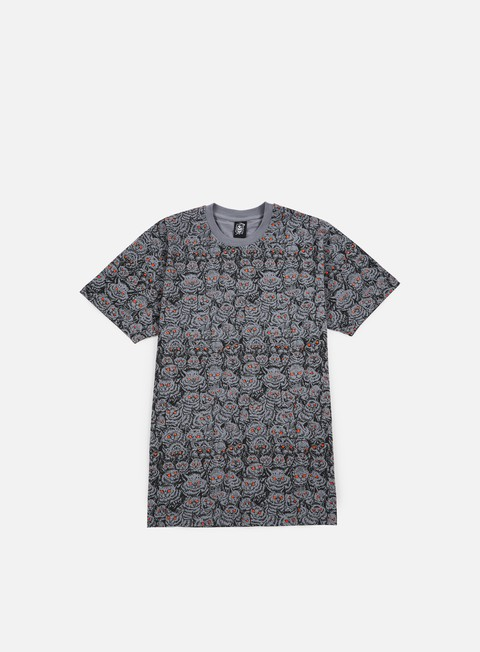T-shirt con Stampa All Over Doomsday Insomnia T-shirt
