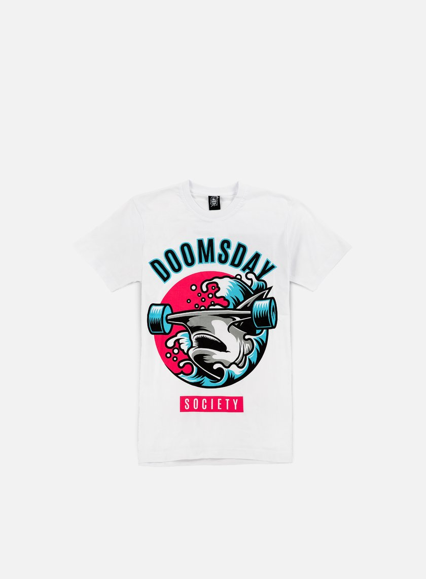 Doomsday - Japan Hammerhead T-shirt, White