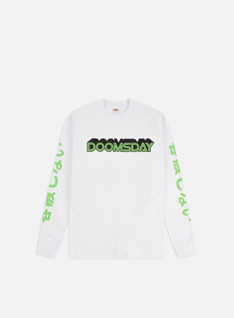 Long Sleeve T-shirts Doomsday Japan LS T-shirt