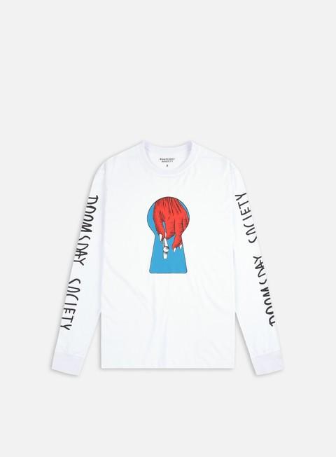 Long sleeve T-shirts Doomsday Knocking LS T-shirt