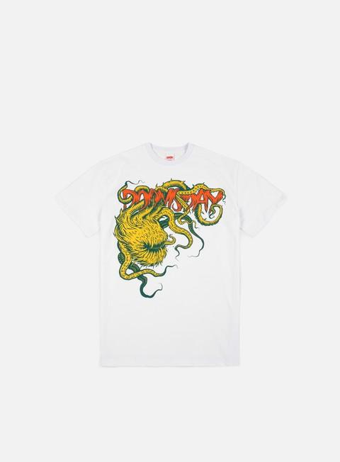 T-shirt a Manica Corta Doomsday Kraken T-Shirt