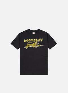 Doomsday - Leopard T-shirt, Black