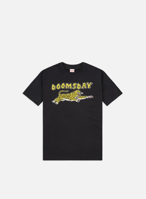 Short Sleeve T-shirts Doomsday Leopard T-shirt