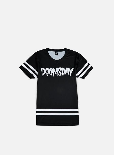 Outlet e Saldi T-shirt a Manica Corta Doomsday Logo Jersey
