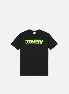 Doomsday - Logo T-shirt, Black/Neon