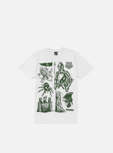 t shirt doomsday medieval t shirt white