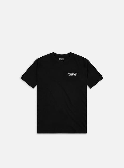 Short sleeve T-shirts Doomsday Mini Logo T Shirt