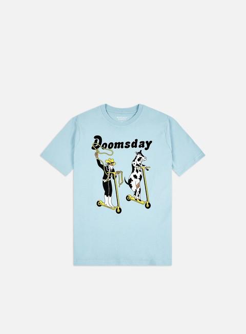 T-shirt a Manica Corta Doomsday Modern Cowboy T-shirt