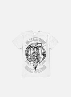 Doomsday - Monogram T-shirt, White 1