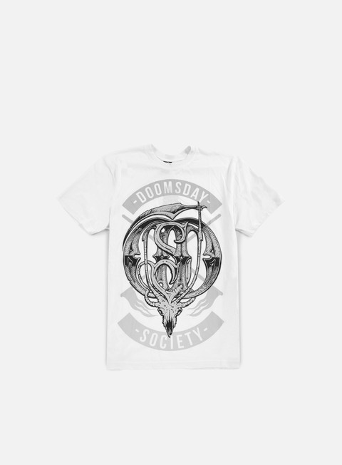 Outlet e Saldi T-shirt a Manica Corta Doomsday Monogram T-shirt