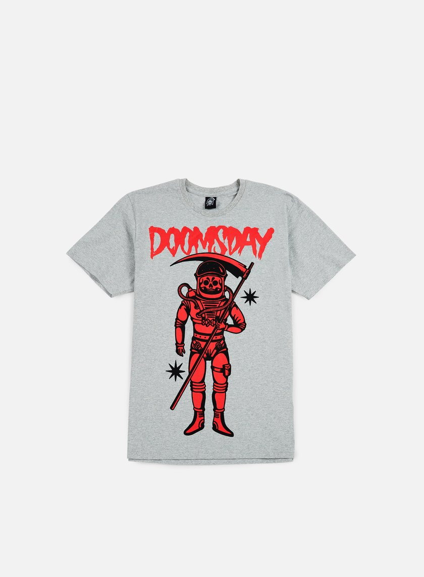 Doomsday - Moonwalker T-shirt, Sport Grey