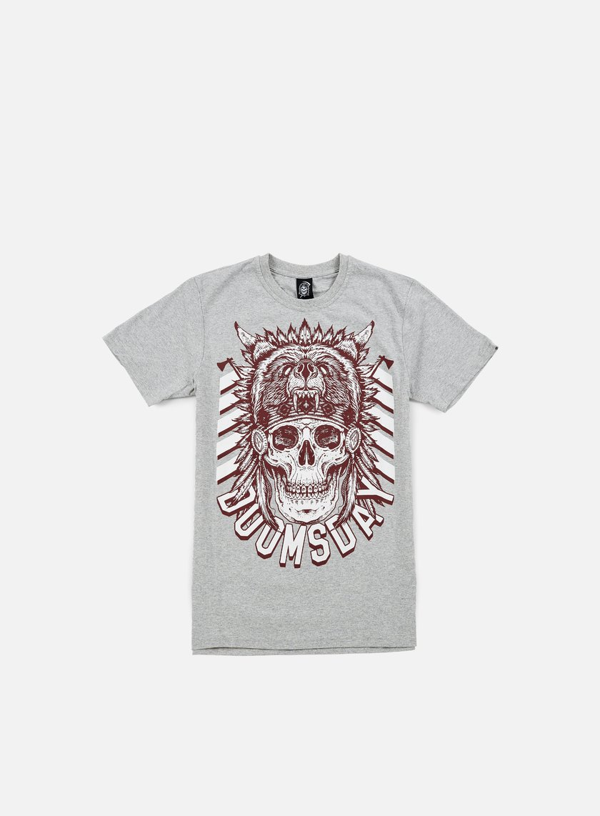 Doomsday - Native T-shirt, Sport Grey