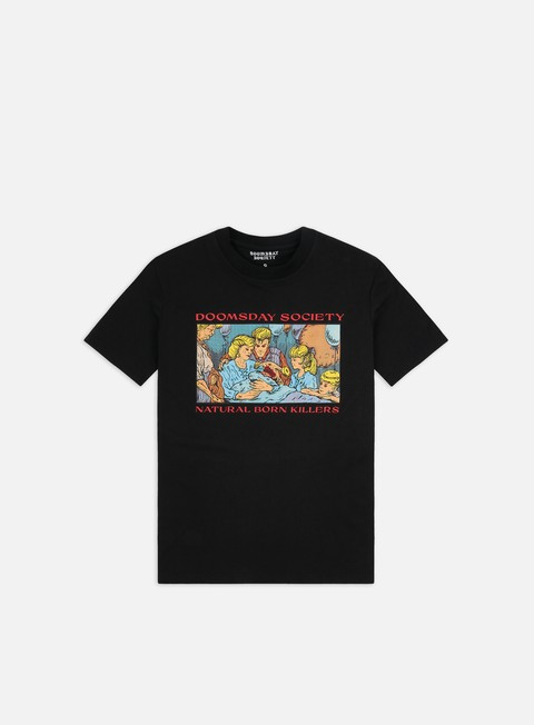 Short Sleeve T-shirts Doomsday NBK T-shirt