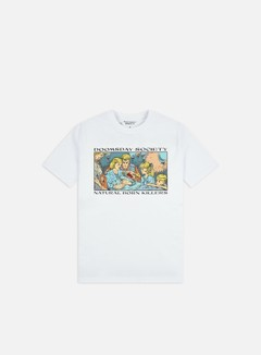 Doomsday - NBK T-shirt, White