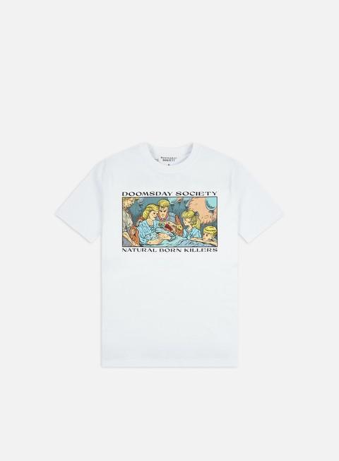 Outlet e Saldi T-shirt a Manica Corta Doomsday NBK T-shirt