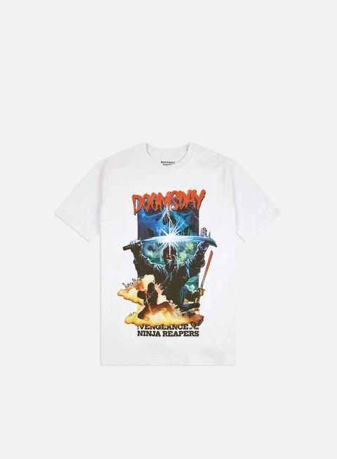 T-shirt a Manica Corta Doomsday Ninja T-shirt
