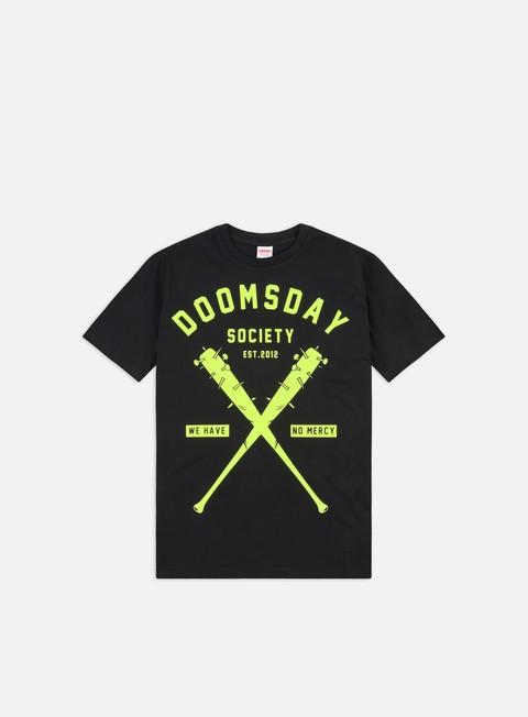 Outlet e Saldi T-shirt a Manica Corta Doomsday No Mercy T-shirt