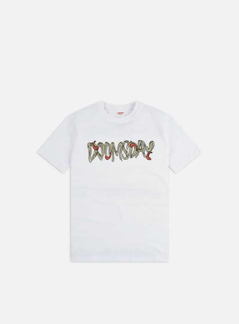 T-shirt a Manica Corta Doomsday Noodles + Package T-shirt