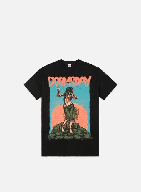 Short Sleeve T-shirts Doomsday Nuke Hula T-shirt