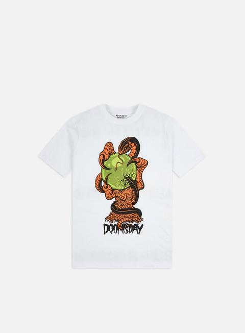 T-shirt a Manica Corta Doomsday Omen T-shirt