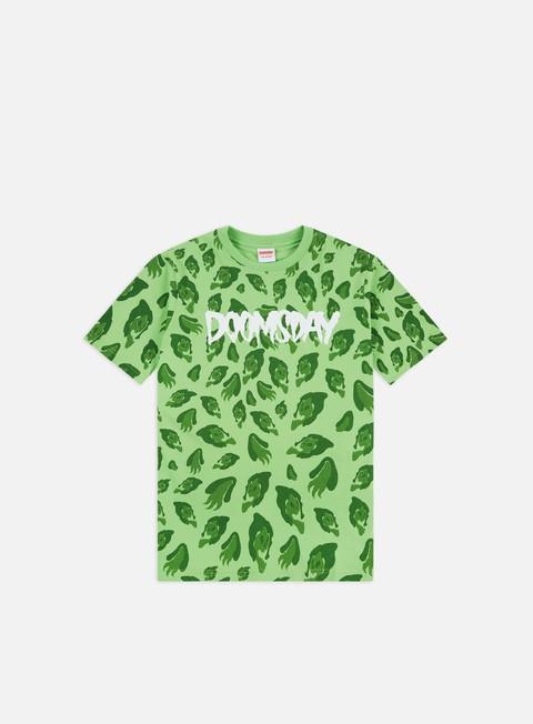 Outlet e Saldi T-shirt a Manica Corta Doomsday Reopard T-shirt