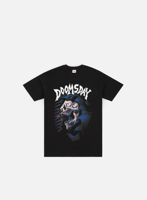 T-shirt a Manica Corta Doomsday Screamer T-shirt