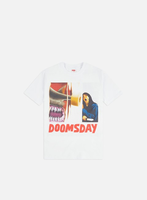 T-shirt a Manica Corta Doomsday Sharking T-shirt
