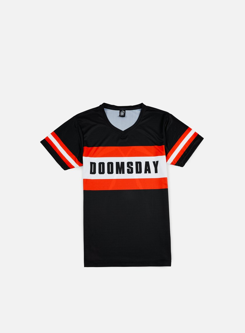 Doomsday - Sickles Jersey, Black/Red