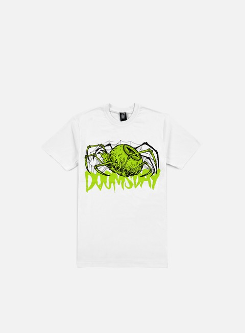 T-shirt a Manica Corta Doomsday Spider Eye T-shirt