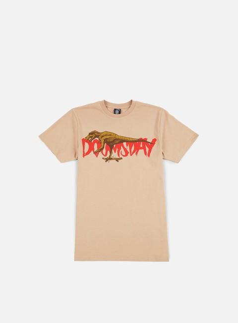 T-shirt a Manica Corta Doomsday T Rider T-shirt