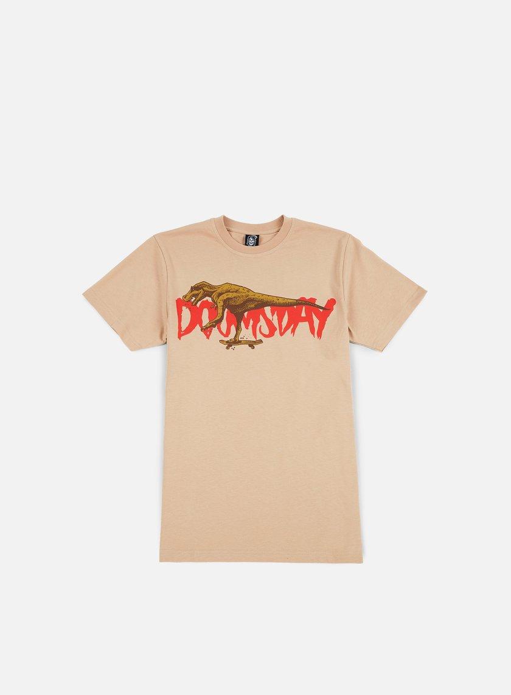 Doomsday - T Rider T-shirt, Beige