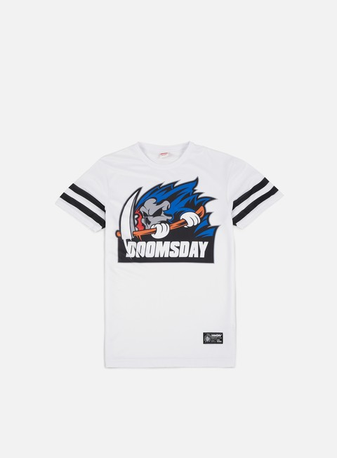 Outlet e Saldi T-shirt a Manica Corta Doomsday The Reapers Jersey