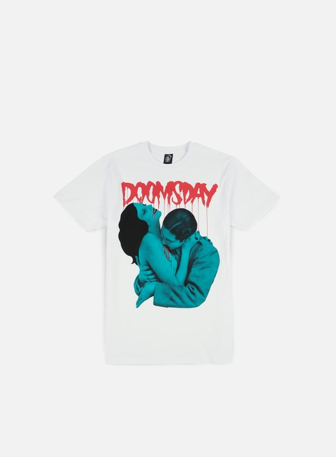 t shirt doomsday till death t shirt white