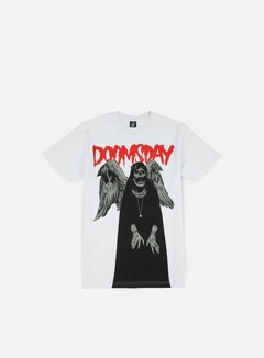 Doomsday - Ugly Witch T-shirt, White 1
