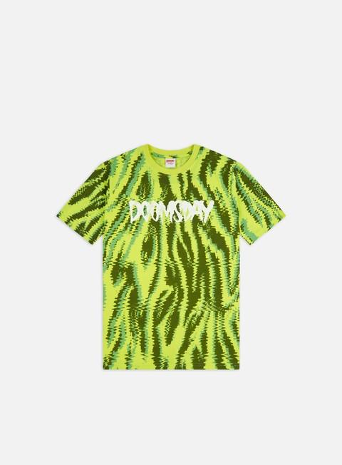 T-shirt a Manica Corta Doomsday Vertigo T-shirt