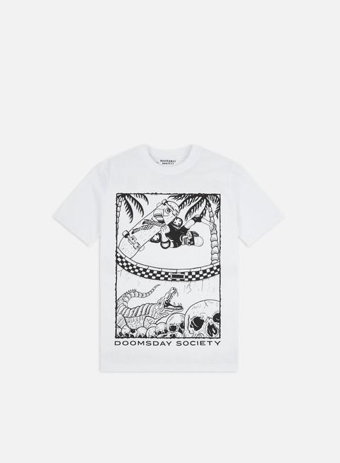 Short Sleeve T-shirts Doomsday Wild Slide T-shirt