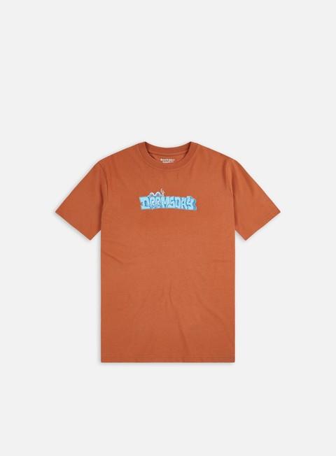 Short sleeve T-shirts Doomsday Worm T-shirt