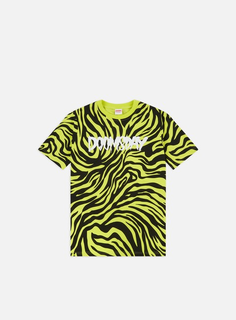 Doomsday Zebra T-shirt