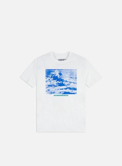 T-shirt a Manica Corta Dreamland Syndicate Clouds T-shirt
