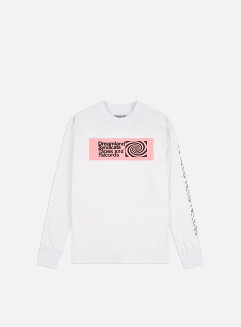 Long Sleeve T-shirts Dreamland Syndicate DSTR Spiral LS T-shirt
