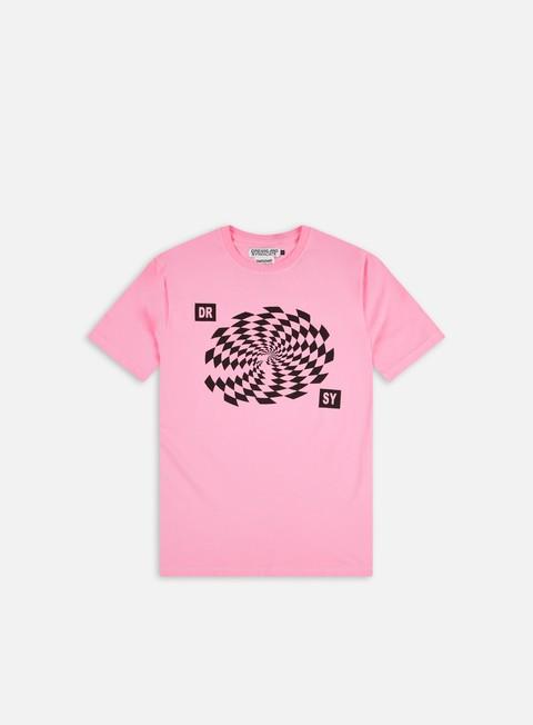 Short sleeve T-shirts Dreamland Syndicate Target Eco T-shirt