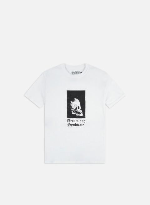 T-shirt a Manica Corta Dreamland Syndicate Vanitas T-shirt