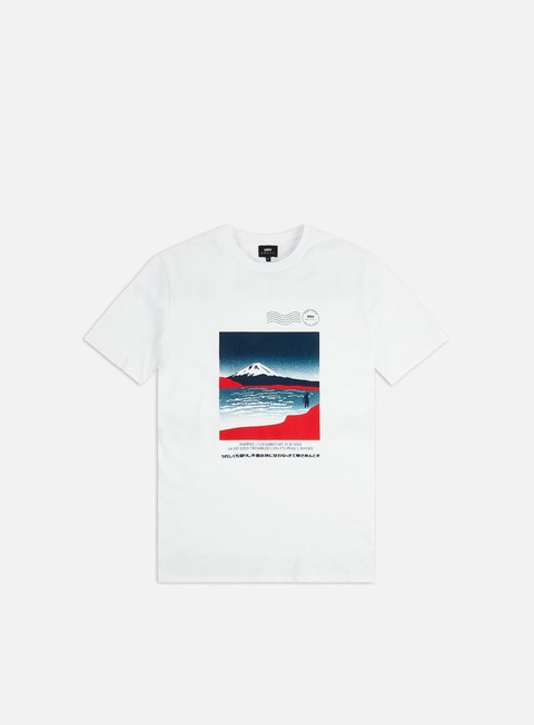 Outlet e Saldi T-shirt a Manica Corta Edwin Awoke T-shirt