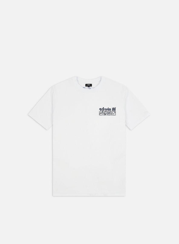 Edwin Hokusai Noh Masks T-shirt