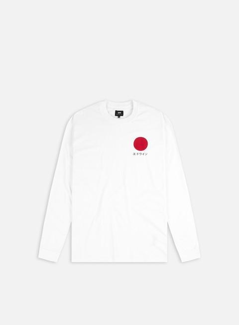 T-shirt a manica lunga Edwin Japanese Sun LS T-shirt