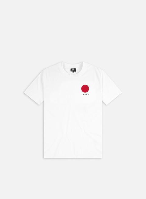 T-shirt a Manica Corta Edwin Japanese Sun T-shirt