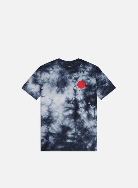 Outlet e Saldi T-shirt a Manica Corta Edwin Japanise Sun 2 T-shirt