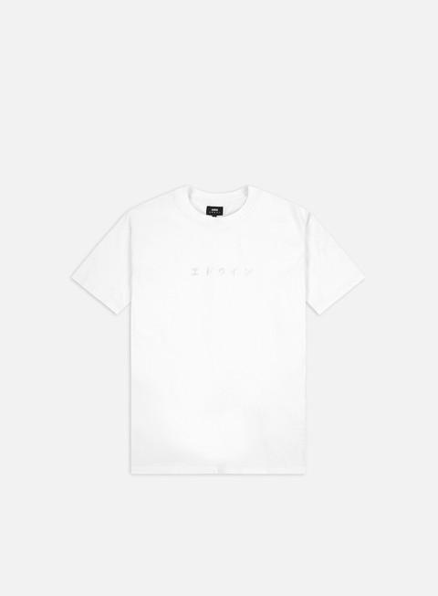 T-shirt a Manica Corta Edwin Katakana Embroidery T-shirt