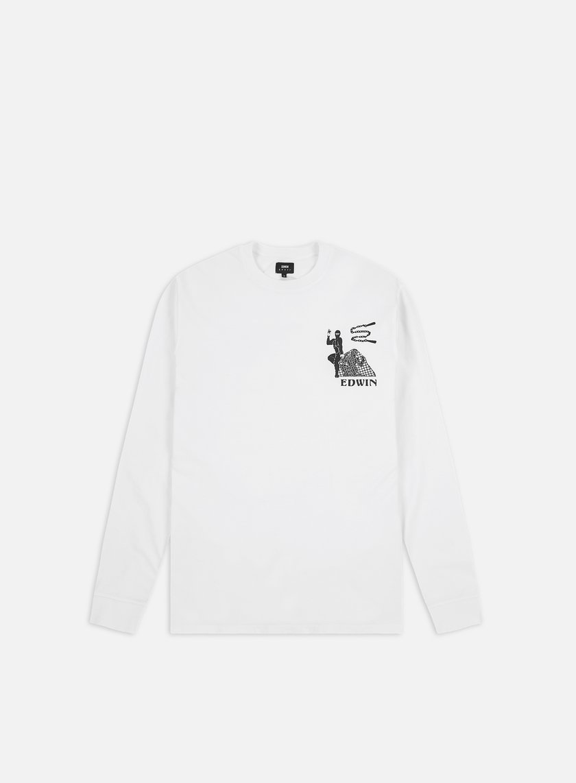 Edwin Shinobi LS T-shirt