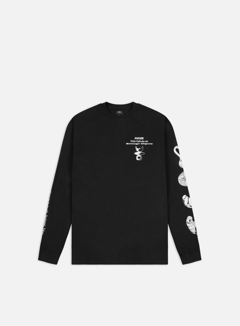 Edwin Strange Objects LS T-shirt